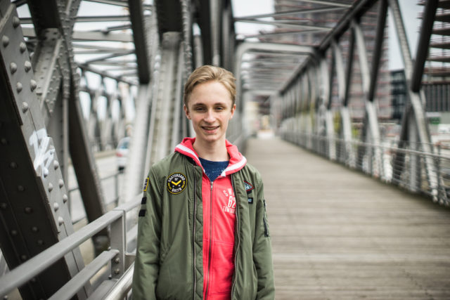 Profilbild von Charles Bahr