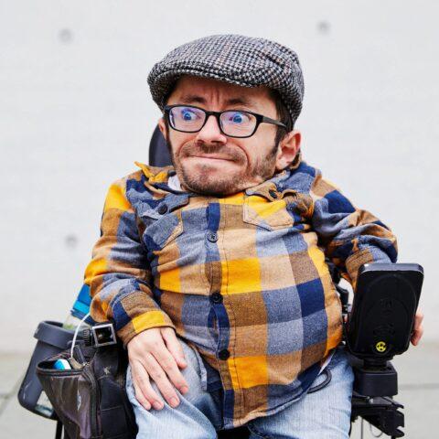Profilbild von Raúl Krauthausen