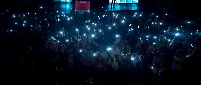 Vorschaubild zur Session 'All together now! Abschluss mit Lightpainting'