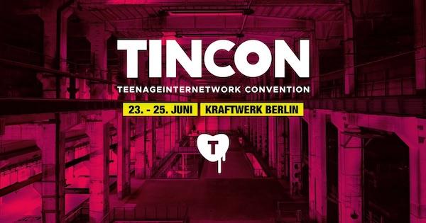 Vorschaubild zur Session 'TINCON Berlin 2017'
