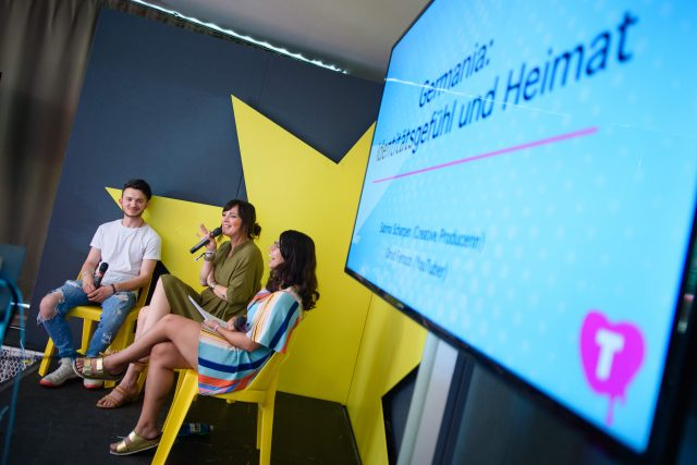 Vorschaubild zur Session 'Germania: Identitätsgefühl und Heimat'