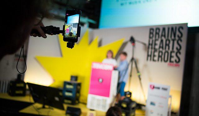 Thumbnail zum Beitrag 'TINCON Workshops: Storytelling für Filmemacher und Nachwuchs-Journalisten'