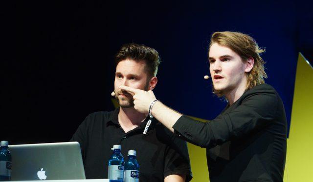 Vorschaubild zur Session 'The Present Is Now: Endlich wieder Spaß im Netz!'