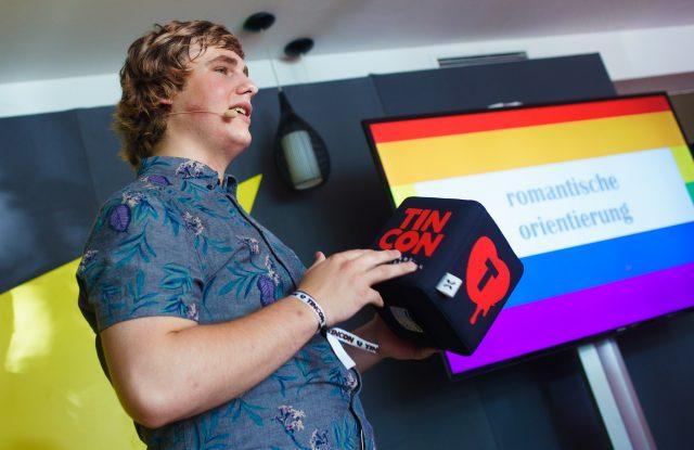 Vorschaubild zur Session 'Sexuelle & geschlechtliche Vielfalt'