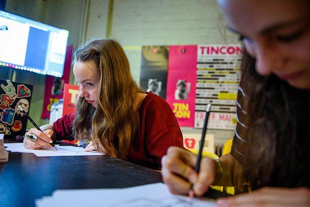 Thumbnail zum Beitrag 'Die TINCON-Highlights für Storyteller'
