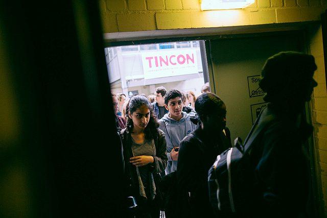 Thumbnail zum Beitrag 'Wie wir leben wollen: TINCON-Highlights zum Thema Gesellschaft'