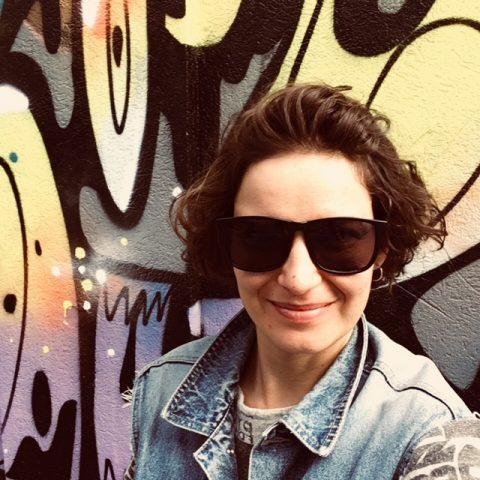 Profilbild von Caroline Zimmermann