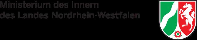 Logo von Ministerium des Innern des Landes Nordrhein-Westfalen