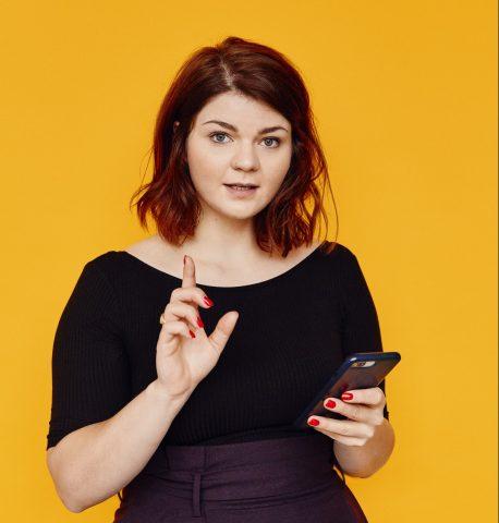 Profilbild von Sophie Passmann