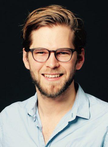Profilbild von Lasse Scharpen