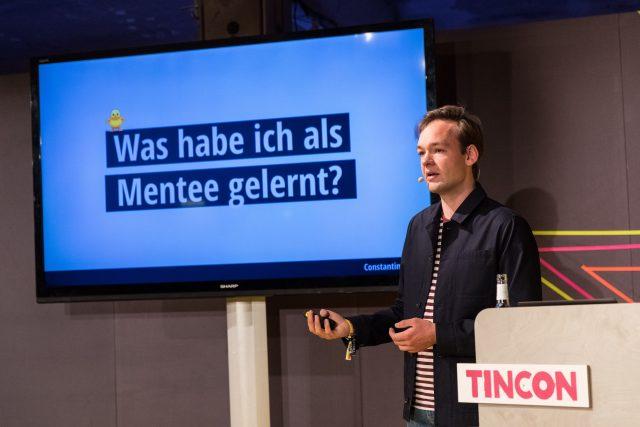 Vorschaubild zur Session 'Hab einen Mentor - egal wie alt du bist!'