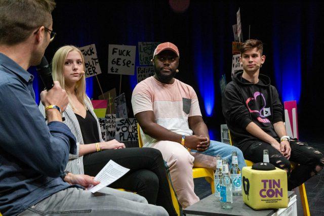 Vorschaubild zur Session 'Youtube Real Talk - Hate Speech und andere Cringes im Netz'