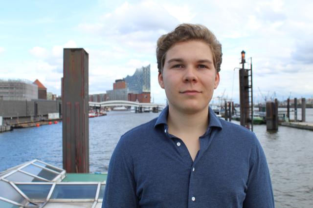 Profilbild von Alexander Mohrenberg