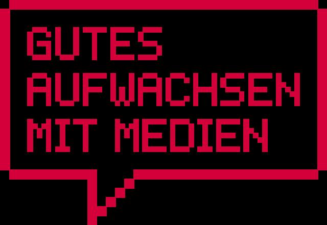Logo von 'Gutes Aufwachsen mit Medien'