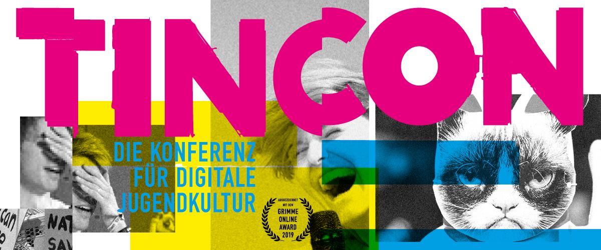 TINCON - Die Konferenz für digitale Jugendkultur