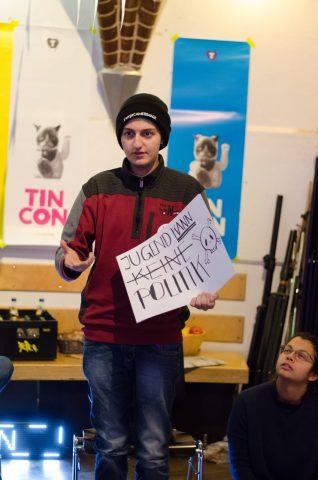 TINCON Programmworkshop 2019: zwei Tage intensiver Austausch, endlose Diskussionen und unendlich viele Ideen.Zeitraum: 23.-24. Feburar 2019