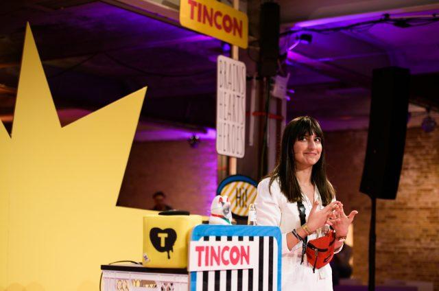 TINCON - teenageinternetwork convention - Das Festival für digitale Jugendkultur, die Gesellschaftskonferenz für Jugendliche von 13 bis 21 Jahren am 08. Mai 2019 im STATION Berlin. Speaker: Aya JaffSession: Silicon Valley Reality Check
