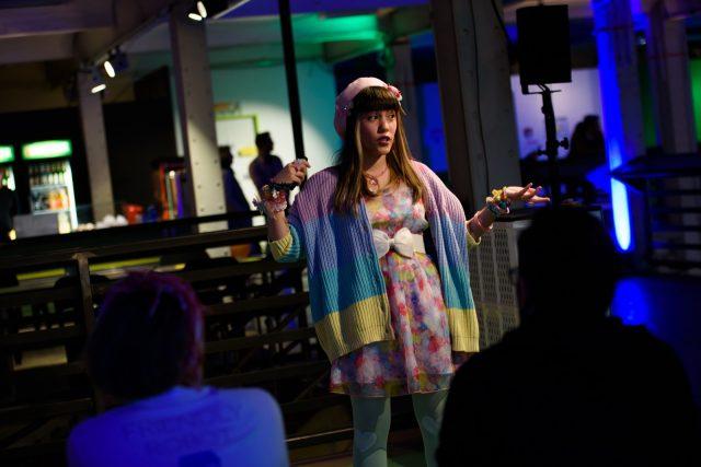TINCON - teenageinternetwork convention - Das Festival für digitale Jugendkultur, die Gesellschaftskonferenz für Jugendliche von 13 bis 21 Jahren am 06. Mai 2019 im STATION Berlin. Speaker: Melissa LeeSession: Kunst & Chaos