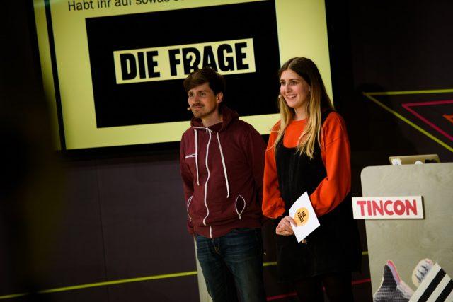 TINCON - teenageinternetwork convention - Das Festival für digitale Jugendkultur, die Gesellschaftskonferenz für Jugendliche von 13 bis 21 Jahren am 07. Mai 2019 im STATION Berlin. Speaker: Die FrageSession: It\\\\\\\'s all about Community