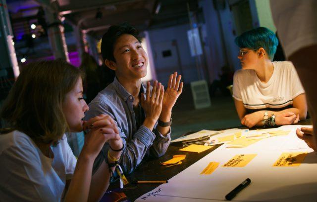 TINCON - teenageinternetwork convention - Das Festival für digitale Jugendkultur, die Gesellschaftskonferenz für Jugendliche von 13 bis 21 Jahren am 07. Mai 2019 im STATION Berlin. Speaker: xStartersSession: How to change the world (and not only talk about it)