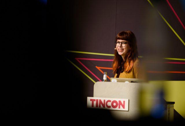 TINCON - teenageinternetwork convention - Das Festival für digitale Jugendkultur, die Gesellschaftskonferenz für Jugendliche von 13 bis 21 Jahren am 07. Mai 2019 im STATION Berlin. Speaker: Jennifer Wrona Session: Let\\\\\\\'s talk about mental health