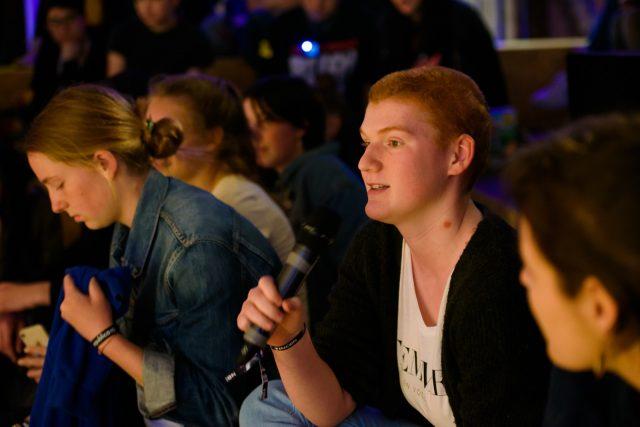 TINCON - teenageinternetwork convention - Das Festival für digitale Jugendkultur, die Gesellschaftskonferenz für Jugendliche von 13 bis 21 Jahren am 08. Mai 2019 im STATION Berlin. Speaker: Kostas Kind & AnnikazionSession: Das Problem mit der LGBTQ+ Community