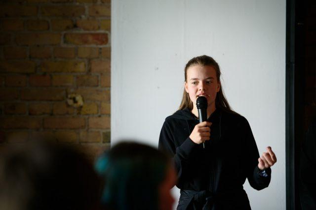 TINCON - teenageinternetwork convention - Das Festival für digitale Jugendkultur, die Gesellschaftskonferenz für Jugendliche von 13 bis 21 Jahren am 07. Mai 2019 im STATION Berlin. Session: Open Stage: Offene Bühne für deine spontanen Statements oder Ideen