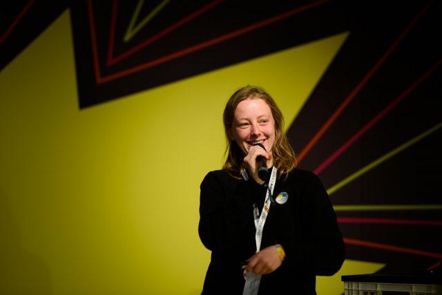TINCON - teenageinternetwork convention - Das Festival für digitale Jugendkultur, die Gesellschaftskonferenz für Jugendliche von 13 bis 21 Jahren am 07. Mai 2019 im STATION Berlin. Speaker: Friederike Tesch Session: #infraisqueen - in 21 Tagen ein Festival wuppen
