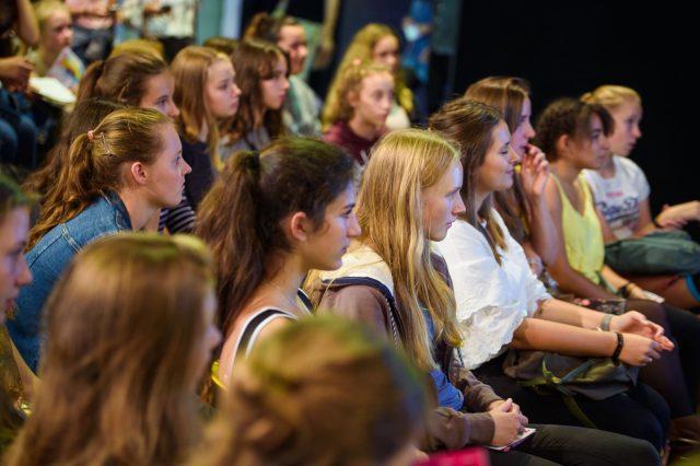 TINCON - teenageinternetwork convention - Das Festival für digitale Jugendkultur, die Gesellschaftskonferenz für Jugendliche von 13 bis 21 Jahren am 19. September 2017 auf Kampnagel in Hamburg.Speaker: MädelsabendeSession: Insta kann mehr als Beauty!