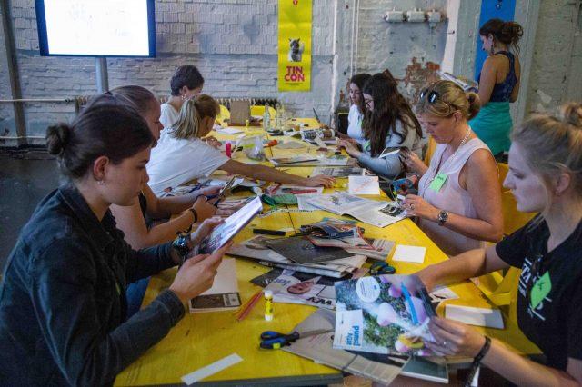 TINCON - teenageinternetwork convention - Das Festival für digitale Jugendkultur, die Gesellschaftskonferenz für Jugendliche von 13 bis 21 Jahren am 19. September 2017 auf Kampnagel in Hamburg.Speaker: TierindirSession: Das, was ich nicht sagen kann