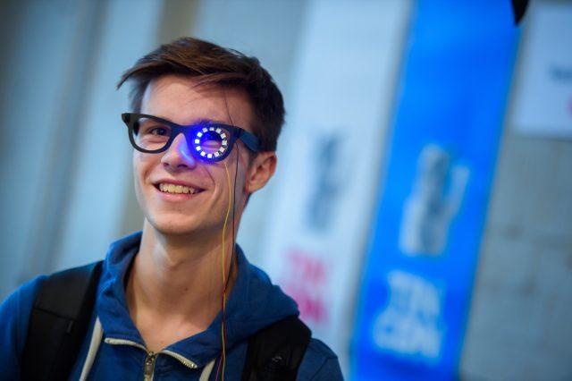 TINCON - teenageinternetwork convention - Das Festival für digitale Jugendkultur, die Gesellschaftskonferenz für Jugendliche von 13 bis 21 Jahren am 20. September 2019 auf Kampnagel in Hamburg.Foto: Gregor Fischer/TINCON