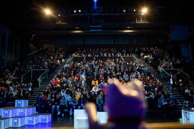 TINCON - teenageinternetwork convention - Das Festival für digitale Jugendkultur, die Gesellschaftskonferenz für Jugendliche von 13 bis 21 Jahren am 19. September 2017 auf Kampnagel in Hamburg.