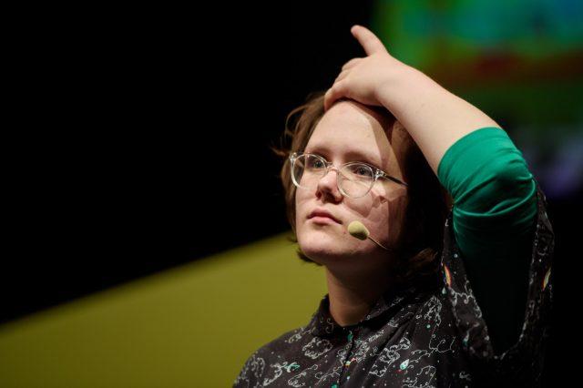 TINCON - teenageinternetwork convention - Das Festival für digitale Jugendkultur, die Gesellschaftskonferenz für Jugendliche von 13 bis 21 Jahren am 19. September 2017 auf Kampnagel in Hamburg.Speaker: Toni NoldeSession: Internetsucht is real.