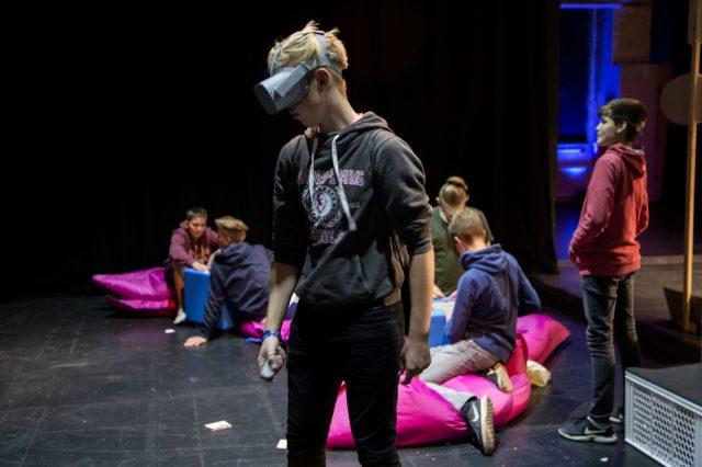 TINCON - teenageinternetwork convention - Das Festival für digitale Jugendkultur, die Gesellschaftskonferenz für Jugendliche von 13 bis 21 Jahren am 20. September 2019 auf Kampnagel in Hamburg.Foto: Jan Michalko/TINCON