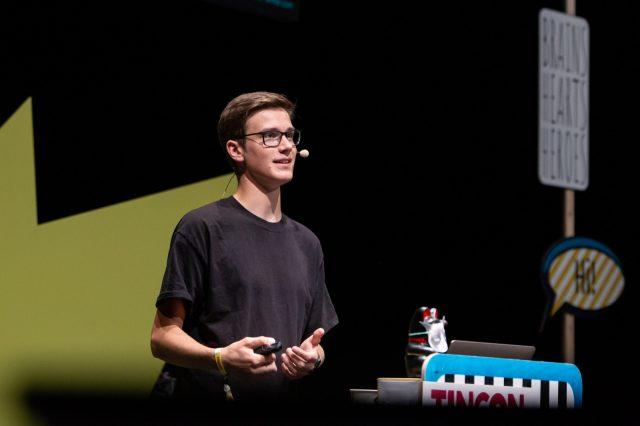 TINCON - teenageinternetwork convention - Das Festival für digitale Jugendkultur, die Gesellschaftskonferenz für Jugendliche von 13 bis 21 Jahren am 20. September 2019 auf Kampnagel in Hamburg.Speaker: Fynn KiwittSession: A.I. – demystified