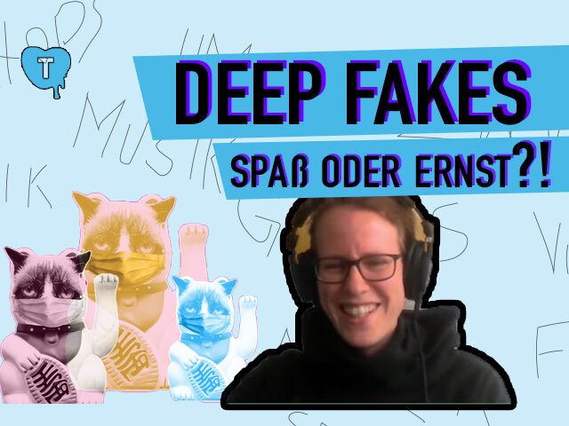 Vorschaubild zur Session 'Deep Fakes - zwischen Spaß und Ernst'