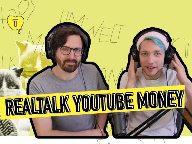 Vorschaubild zur Session 'YouTube: Kann man davon leben?'