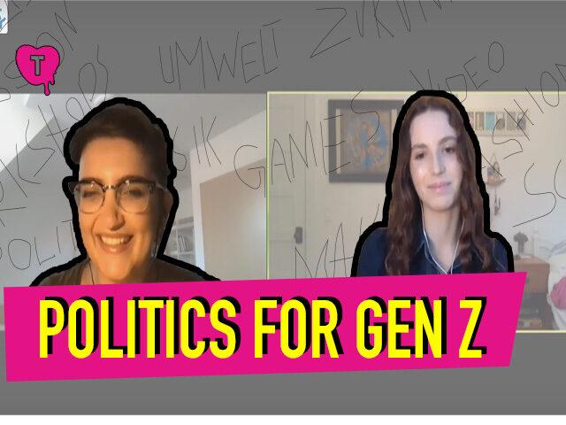 Vorschaubild zur Session 'News(letter) is the shit: Politics for Gen Z'