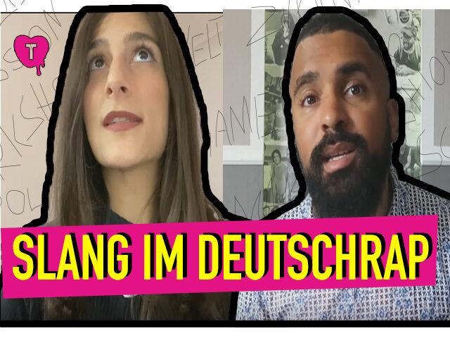 Vorschaubild zur Session 'Slang & Sprache im Deutschrap'
