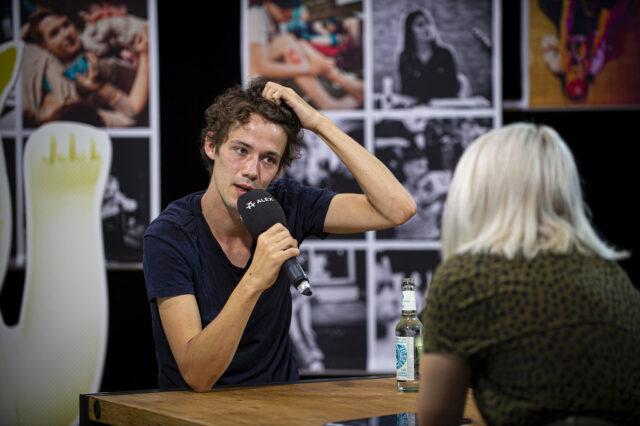 Vorschaubild zur Session 'Pop und Haltung, Fame und Verantwortung'