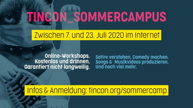 Thumbnail zum Beitrag 'TINCON Sommer Campus – Der Sommer wird doch noch spannend!'