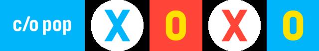 Logo von 'c/o pop xoxo 2020'