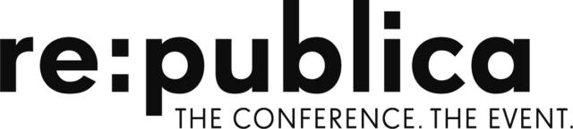 Logo von 're:publica'