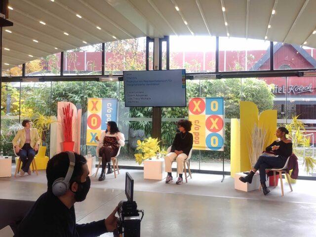 Vorschaubild zur Session 'Popkultur als Repräsentationsort für marginalisierte Identitäten'