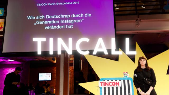 Thumbnail zum Beitrag 'TINCON 2021, und du kannst dabei sein!'