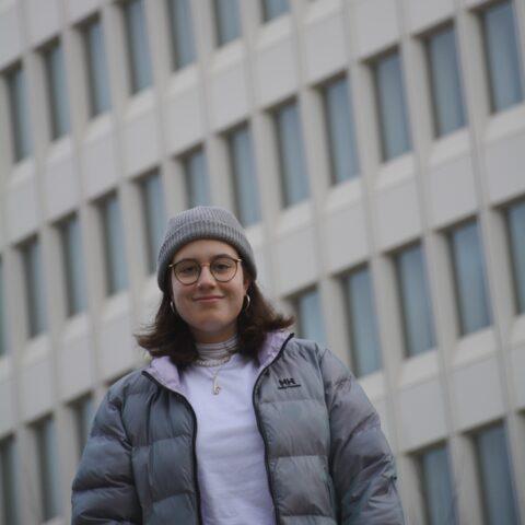 Profilbild von Sofia Hoffmeister