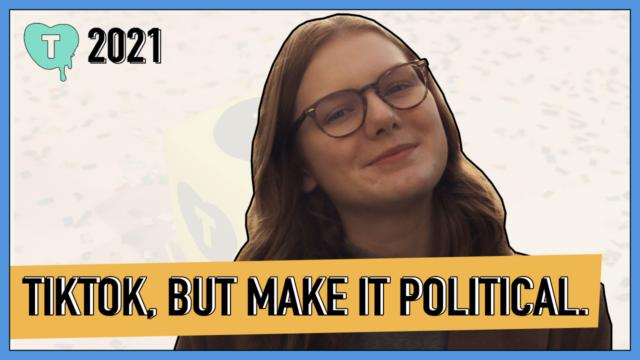 Vorschaubild zur Session 'TikTok, but make it political.'