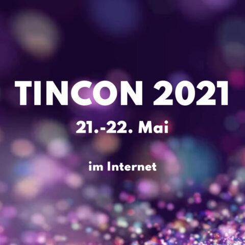 Thumbnail zum Beitrag 'TINCON am 21.+22. Mai im Livestream mit der re:publica'