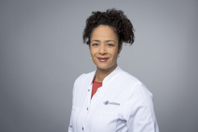 Profilbild von Prof. Dr. Marylyn Addo