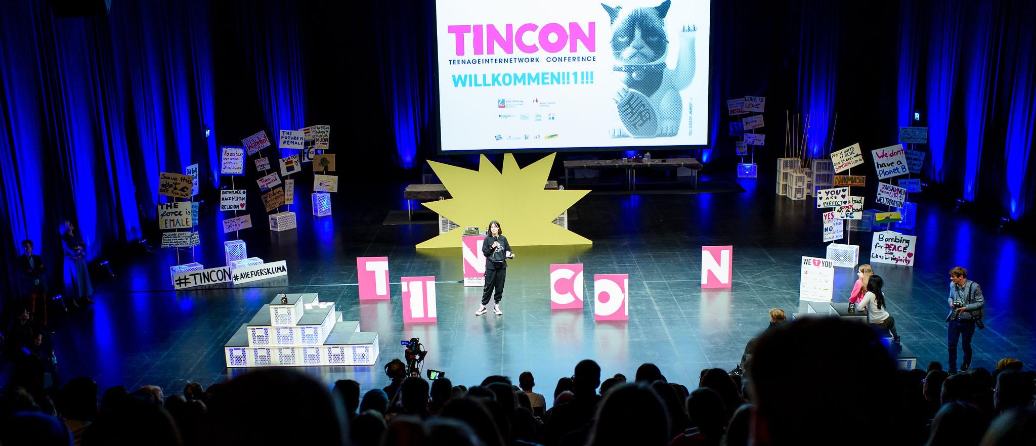 TINCON Hamburg 2019 - Eröffnung